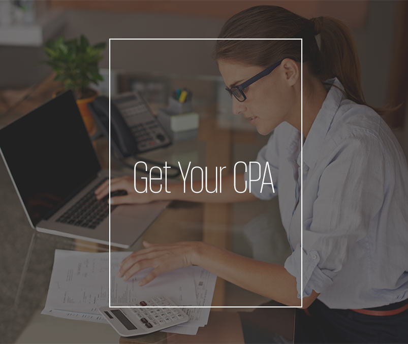 Get Your CPA
